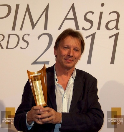 MIPIM ASIA 2011 Gold Prize for the Quarry Hotel