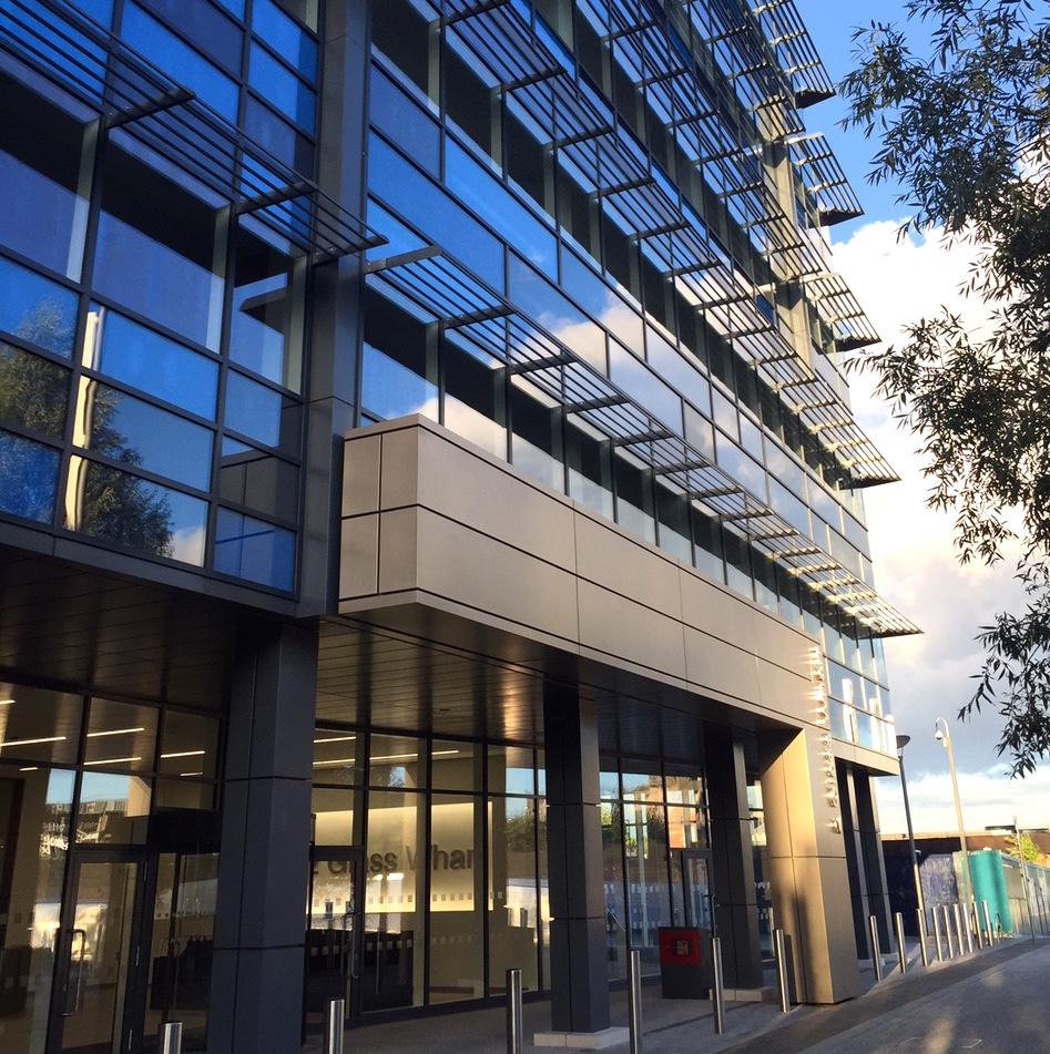 2 Glass Wharf Offices Bristol UK