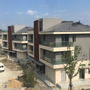Qingpu Mixed Development - IDC  Offices  Residential