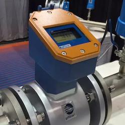 Flow Meter Industrial Design for G-Flow