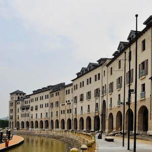 Nansha Marina Mixed Residential Development