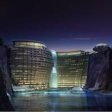 Shimao Wonderland Intercontinental Hotel